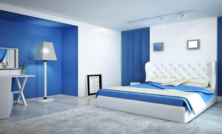 كيفية اختيار ألوان الطلاء المناسبة لغرف النوم؟