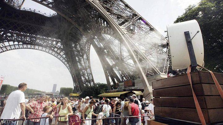 """فرنسا:""""جمعة غير مسبوقة"""".. ودرجة حرارة لم تسجل بالتاريخ"""