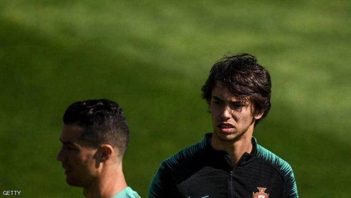 """أتلتيكو مدريد يقترب من """"رابع أغلى لاعب بالتاريخ"""""""