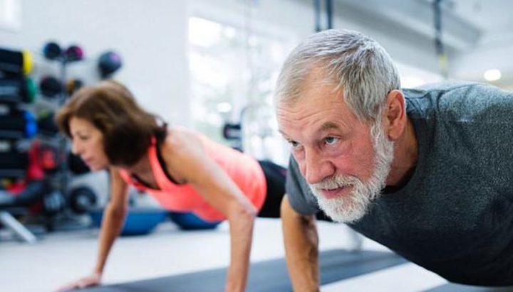 دراسة: ممارسة الرياضة بكثرة في سن متقدمة يحمي من الموت المبكر