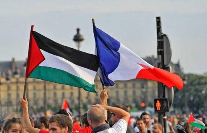 فرنسا تؤكد دعمها لأي خطة اقتصادية للفلسطينيين بشروط