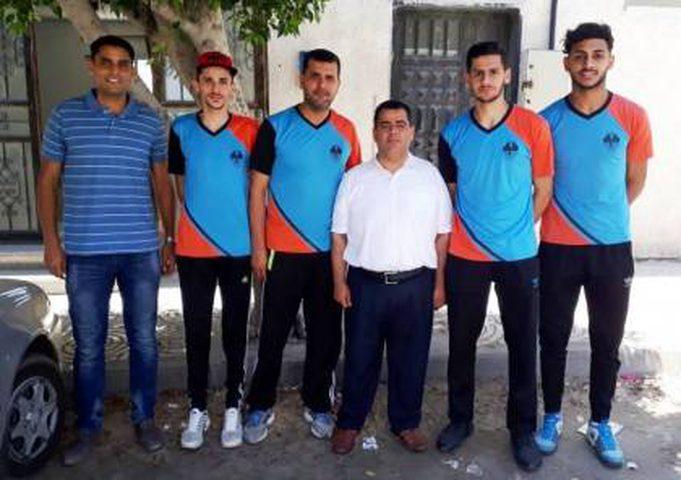 5 لاعبين من غزة ينضمون لمنتخب فلسطين للمشاركة في البطولة الآسيوية