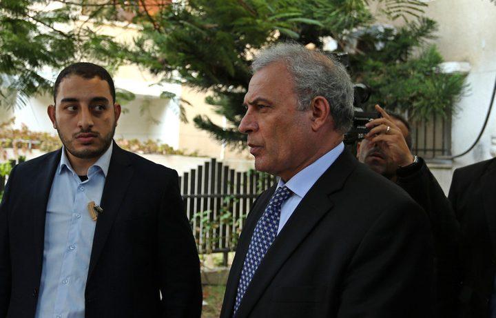 نائب رئيس الوزراء يصل غزة عبر معبر بيت حانون