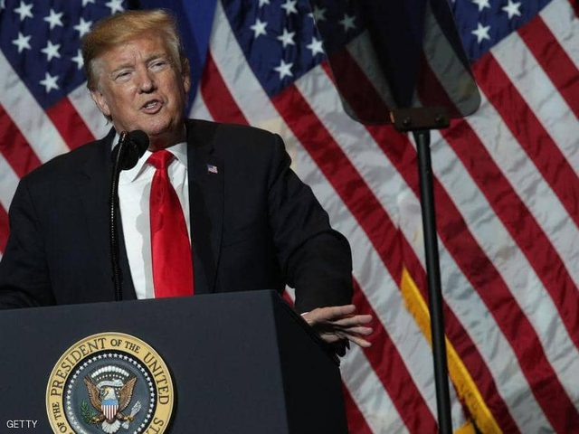 ترامب يتعهد بعدم الضغط على ايران