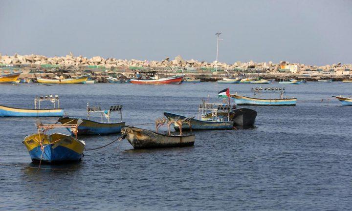 الاحتلال يوسع مساحة الصيد في بحر غزة