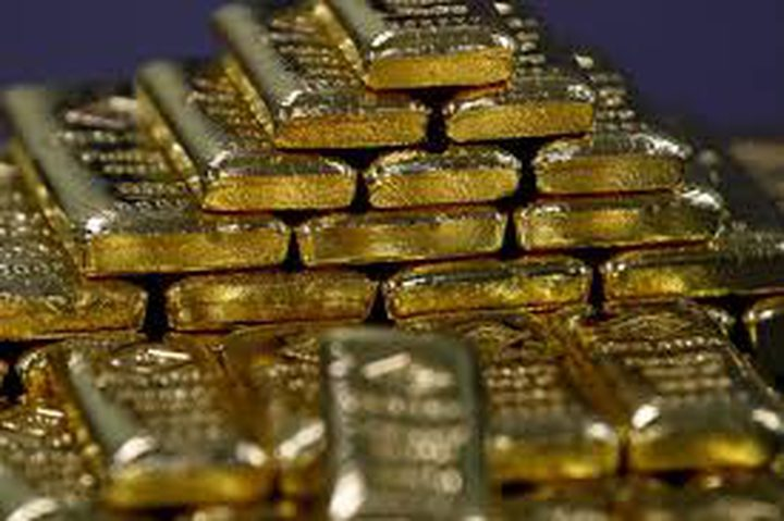 الذهب يستقر فوق 1400 دولار