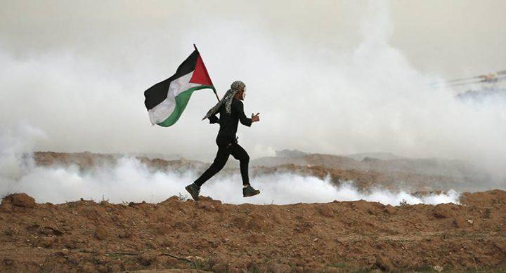 """غزة تستعد لمسيرات الجمعة....""""فليسقط مؤتمر البحرين"""""""