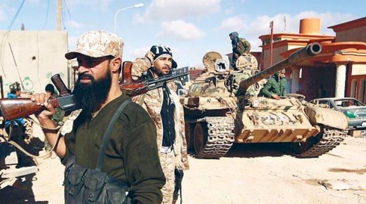 """البرلمان الليبي يدين """"الجريمة الجبانة"""" للميليشيات في غريان"""