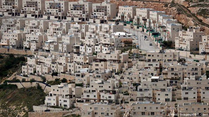 تقرير: خطة اقتصادية اسرائيلية للنهوض بالمستوطنات