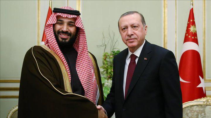 أردوغان يطالب العاهل السعودي بكشف ملابسات مقتل خاشقجي
