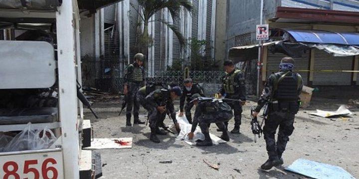 داعش يعلن مسؤوليته عن هجوم جزيرة غولو في الفلبين