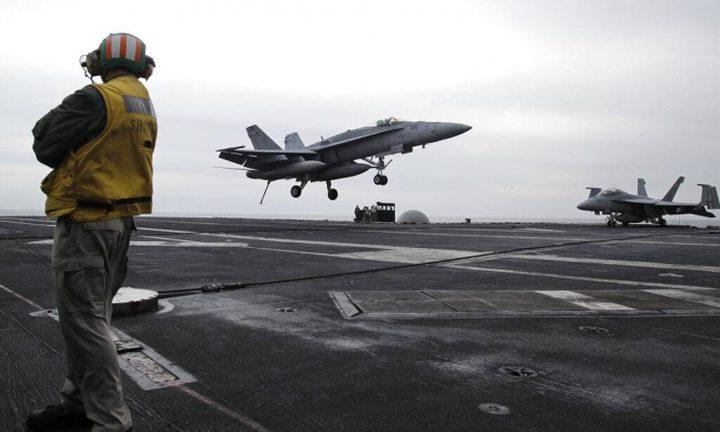 الولايات المتحدة تعزز قواتها الخليج