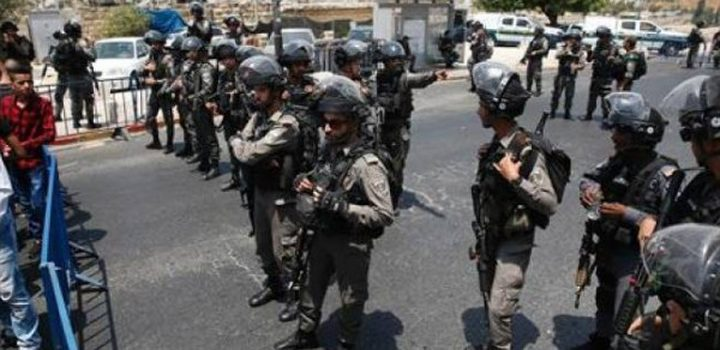 شرطة الاحتلال تقتحم بلدة العيساوية وتشرع بحملة تنكيل جديدة