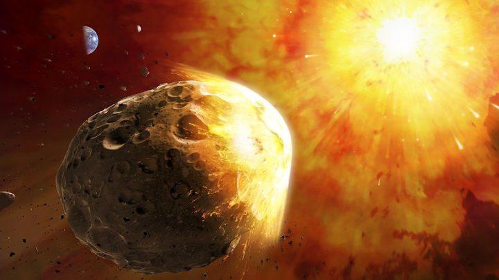 ناسا: كويكب قادر على جعل كل سكان الأرض من الأثرياء.؟!