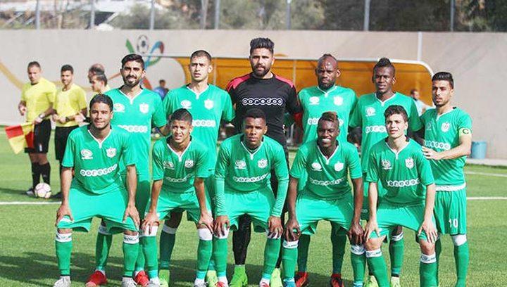 خدمات رفح يستضيف بلاطة في نهائي كأس فلسطين لكرة القدم