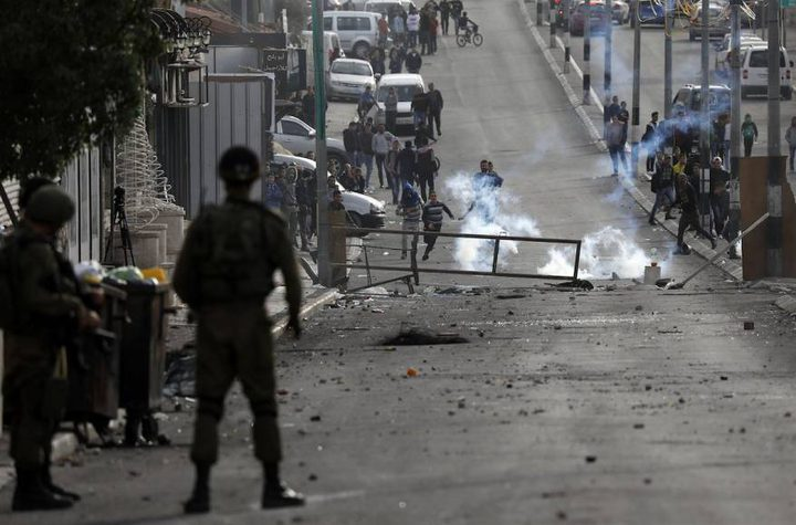 حملة اعتقالات مسعورة شرق القدس المحتلة
