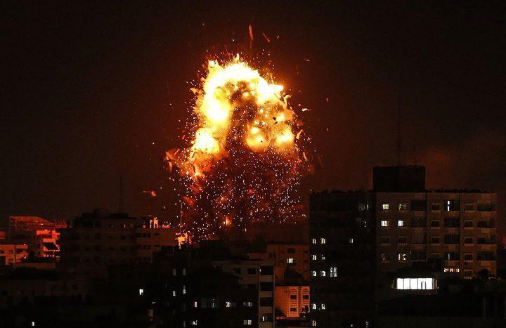 يعالون يُهدّد المقاومة ويدعو لقصف مبانٍ في قطاع غزة