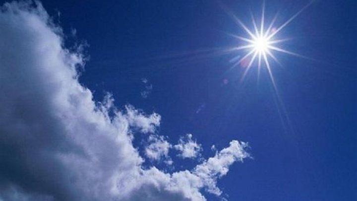 هل يستمر الطقس الحار حتى نهاية الاسبوع؟