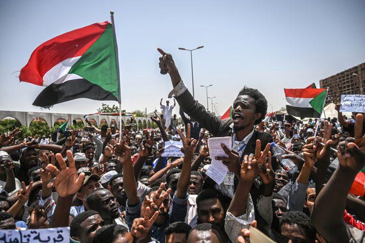 """المجلس العسكري السوداني يصدر بيانا بشأن """"مليونية 30 يونيو"""""""