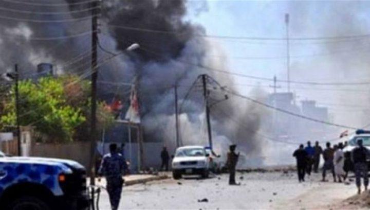 اصابة مواطن بانفجار في منزل بحي الشجاعية شرق مدينة غزة
