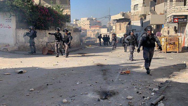 شهيد وأكثر من 95 مصابا و30 معتقلا