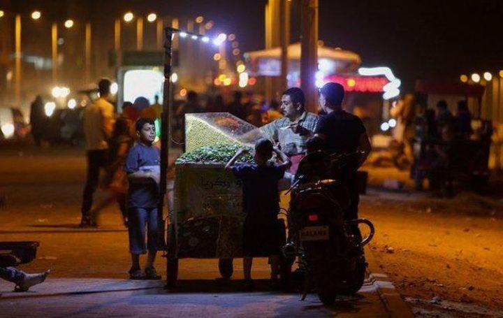 بلدية غزة تحدد أوقاتًا لمناداة الباعة وتدعوهم لخفض المكبرات