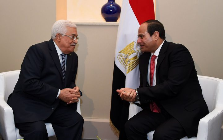 الرئيس يهنئ نظيره المصري بذكرى ثورة يونيو