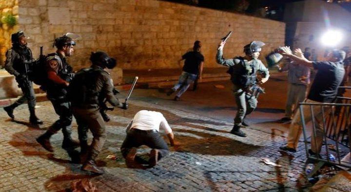 القدس .. عقاب جماعي بضوء أخضر أمريكي