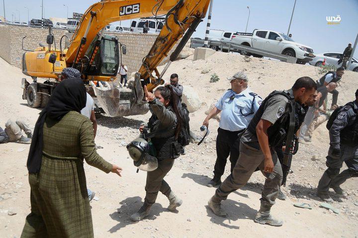 """""""حماية"""" يقدم إحاطة لغوتيريش بشأن شرعنة الاحتلال"""