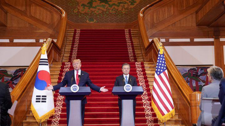 ترامب يقرر زيارة المنطقة منزوعة السلاح بين الكوريتين
