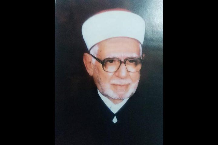 تشييع جثمان الشيخ محمد أبو سردانة في عمان