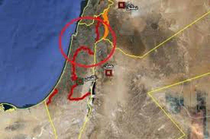 """خبير زلازل يكشف النقاب عن سبب """"الهزة الأرضية"""" بين رام الله وسنجل"""
