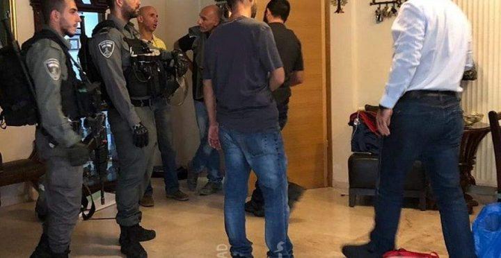 الاحتلال يفرج عن وزير القدس