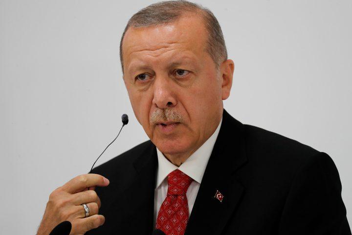 """أردوغان: تركيا لن تقبل """"صفقة القرن"""""""