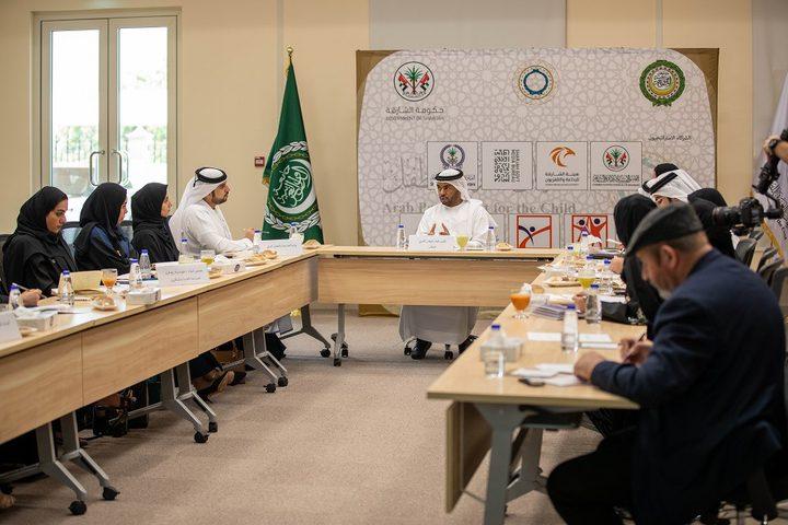 انتخابات البرلمان العربي للطفل بالشارقة في 24 يوليو القادم