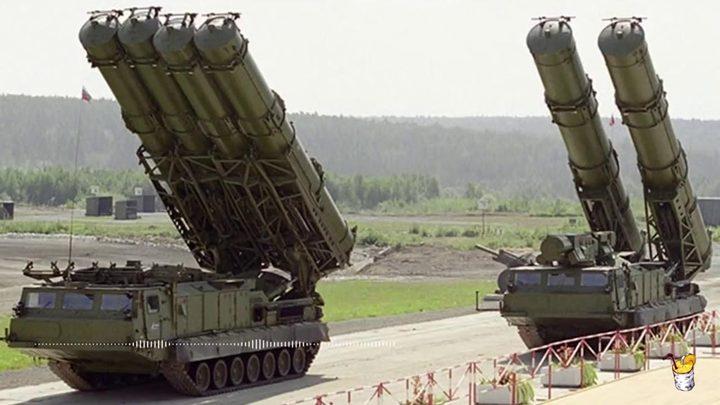 إستكمال نشر S-300 في شمال سوريا