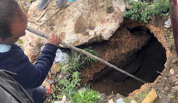 منشآت حي وادي حلوة مهدّدة بالانهيار بسبب حفريات الاحتلال المستمرة