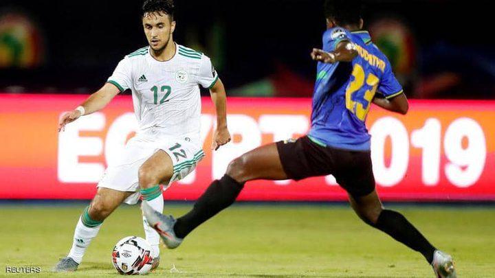 الجزائر تهزم تنزانيا وتسجل انتصارها الثالث على التوالي