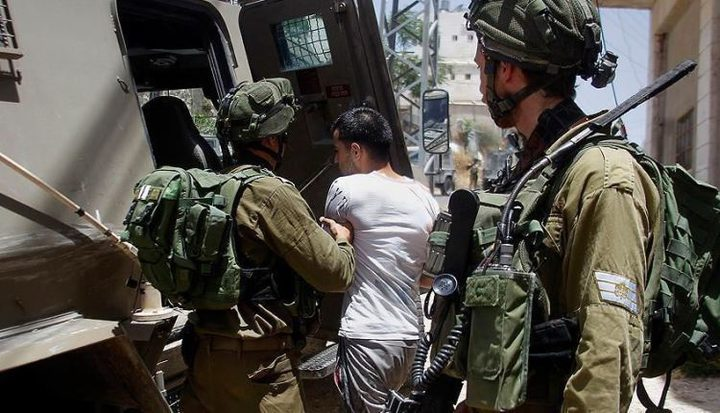 اعتقال مواطن من بلدة سواحر الشرقية شرق القدس