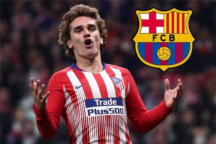 ماذا قرر برشلونة حول جريزمان؟