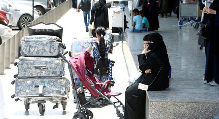 إصابة 9 مدنيين في الهجوم الحوثي على مطار أبها