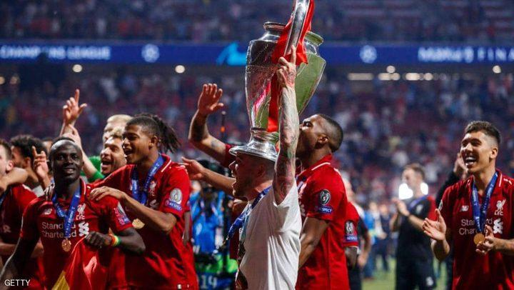 """ظهير ليفربول يودع """"الريدز"""" برسالة مؤثرة"""
