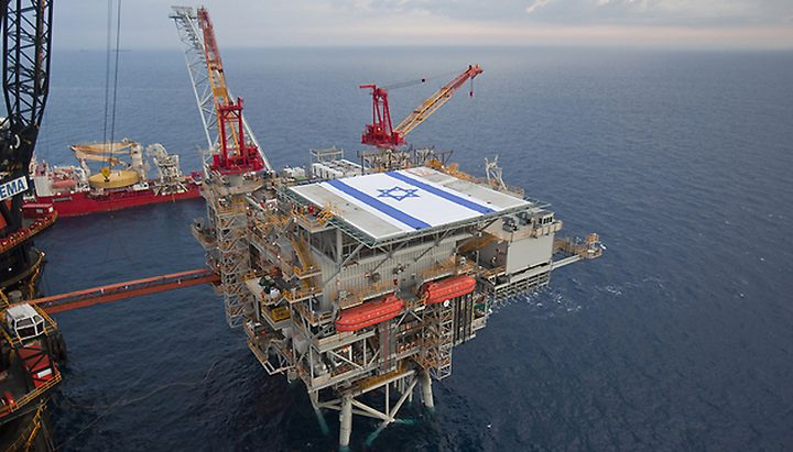 """""""ديليك"""": تصدير الغاز الإسرائيلي لمصر سيبدأ نهاية العام الجاري"""