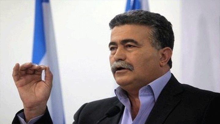 """فوز """"عمير بيرتس"""" في الإنتخابات التمهيدية لحزب العمل"""