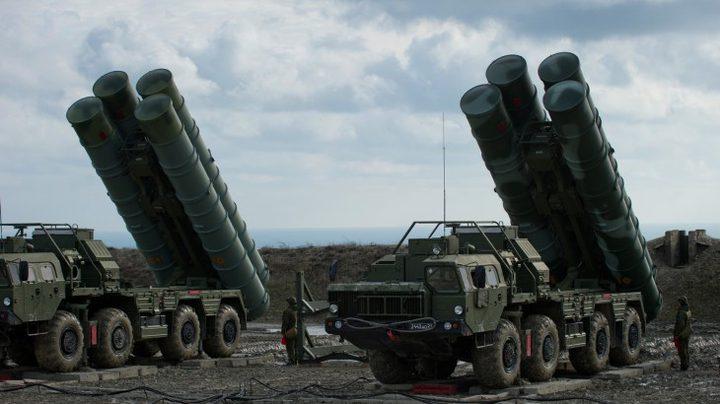 لماذ شغلت سوريا صواريخ إس 300؟