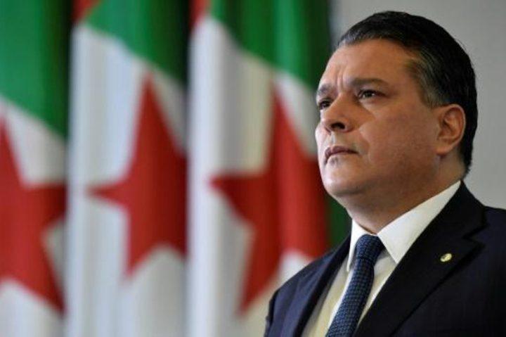 استقالة رئيس برلمان الجزائر