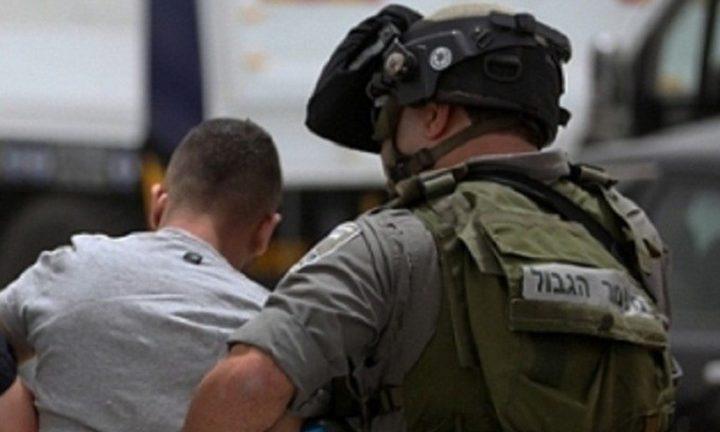 قوات الاحتلال تعتقل فتى من جبل المكبر شرق القدس