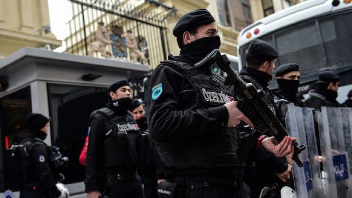 الشرطة التركية تعتقل أشخاص حرّضوا ضد سوريين بمواقع التواصل
