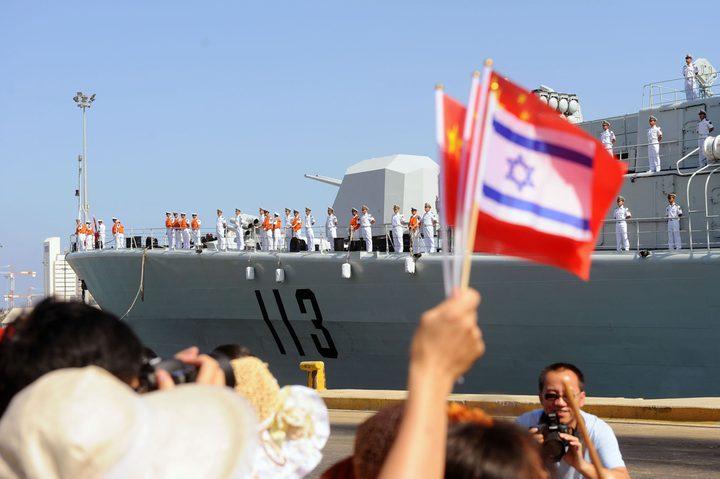 أمريكا تحذر إسرائيل من التقنيات الصينية