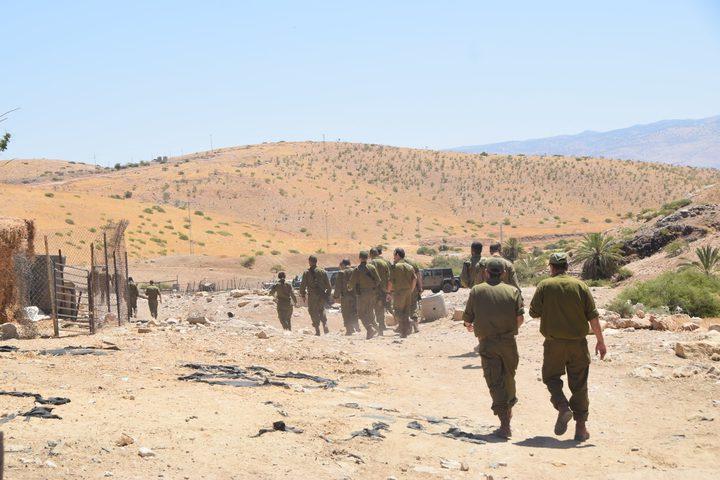ناشط حقوقي: انتهاكات الاحتلال بالاغوار مستمرة